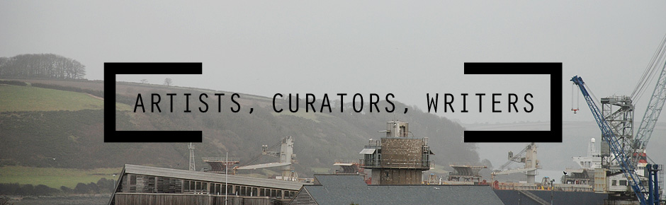 Speakers - Artist, Curators, Writers